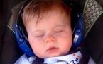 Peltor Kid Ear Muffs for Babies and Children
