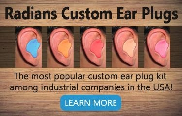 Radians DIY Custom Ear Plugs