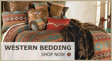 western bedding cowboy bed sets at lone star western decor - Western Bedding